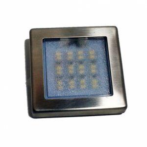 Plafones luminarias LED 12-24 Voltios dc