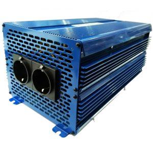 Inversores DC-AC onda pura 24 Vdc