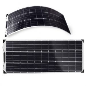 Paneles Solares Semi Flexibles 12 Voltios