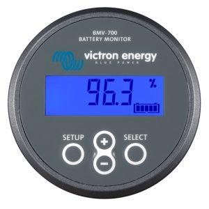 Medidores Selectores baterías