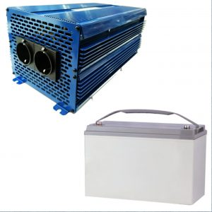 Electricidad | Iluminacion 12-24 Vdc | Bateria | Solar