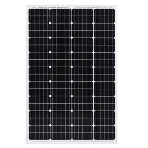 Placa Panel Solar Rigido 12 Voltios