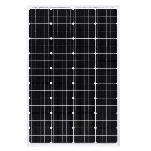 Placa Panel Solar Rigido 12 - 24 Voltios