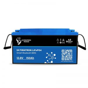 Bateria Litio ( LiFePO4 ) ULTIMATRON YX Smart BMS 12.8V 150Ah