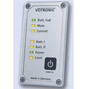 Panel control remoto Booster Votronic VCC